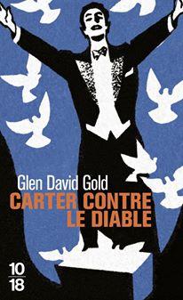 carter contre le diable cover
