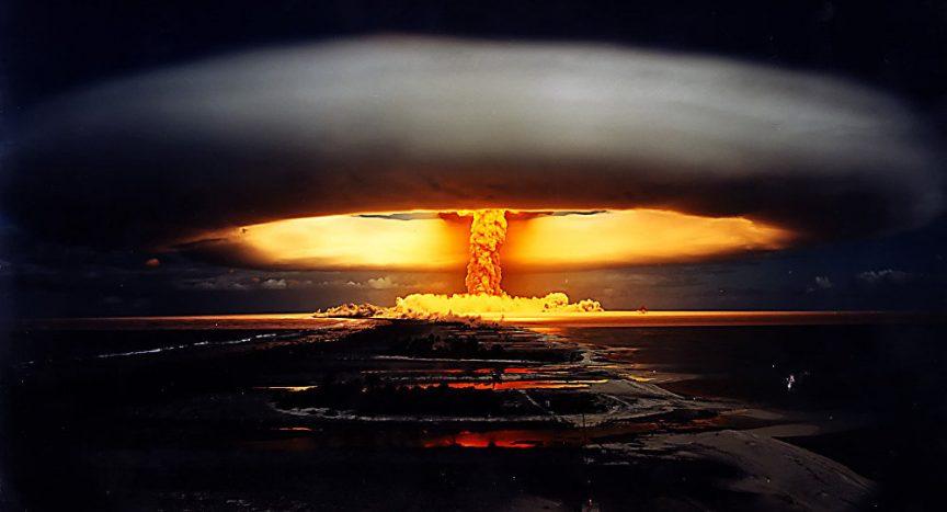 Attaque nucléaire